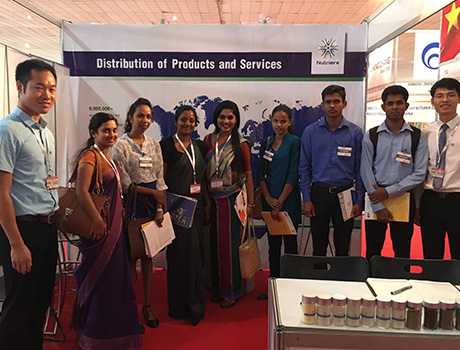 Nutriera Group attended and shared a presentation at the 1st Sri Lanka Livestock Exhibition