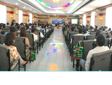 Nutriera Group Co-organized the First Pangasius Farming and Feed Technology Symposium in Myanmar